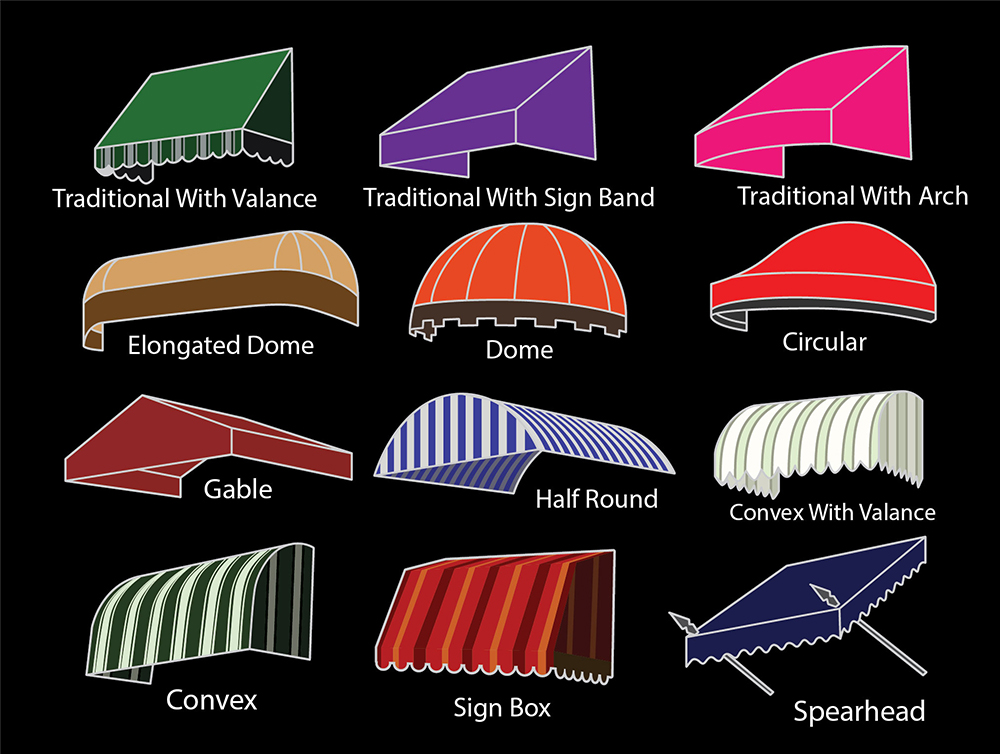 Los Angeles Awnings| Fabric Awnings Los Angeles