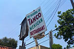 sign removal for taxco